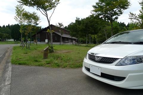 羽黒山キャンプ08