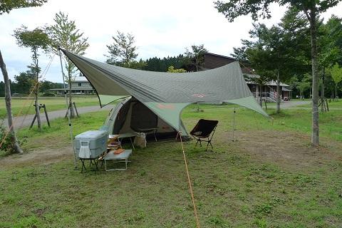 羽黒山キャンプ09