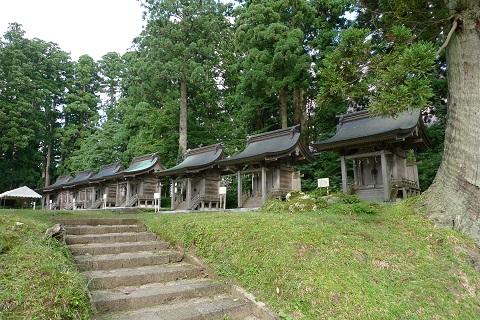 羽黒山キャンプ17