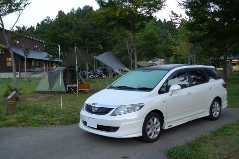 羽黒山キャンプ30