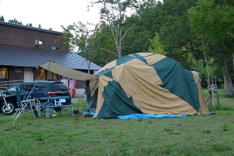 羽黒山キャンプ32