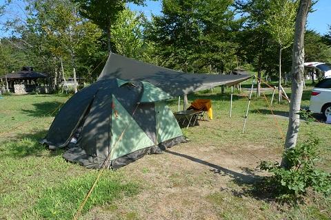 羽黒山キャンプ45