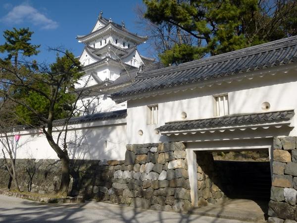 Ogaki Castle 01