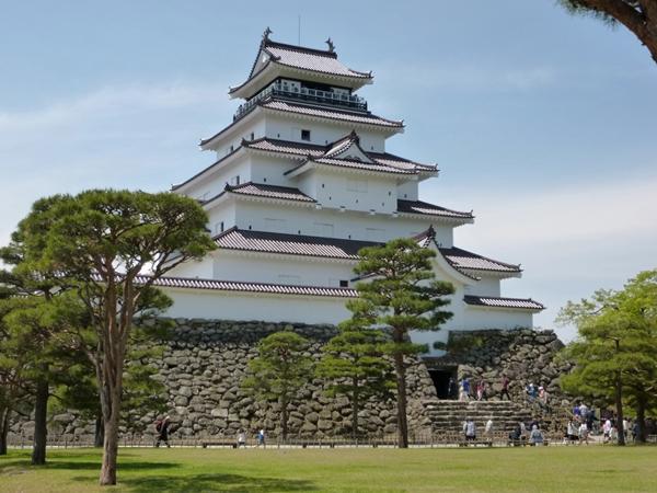 Aizuwakamatsu Castle
