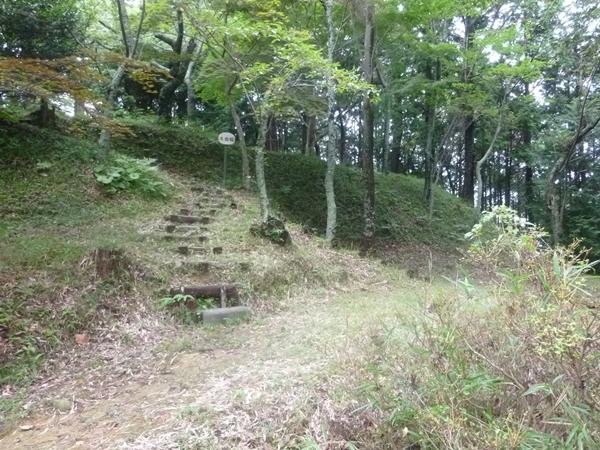 Katsumata Castle 00