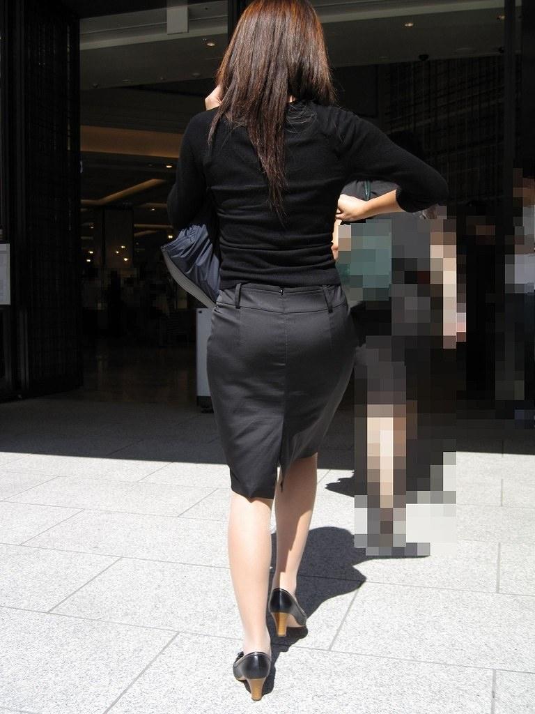 街撮り 年増OL 性癖エロ画像 センギリ -
