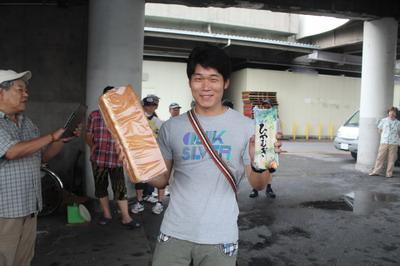 9席川田さん
