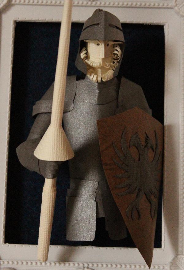 騎士 鉄甲冑0