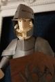 騎士 鉄甲冑アップ