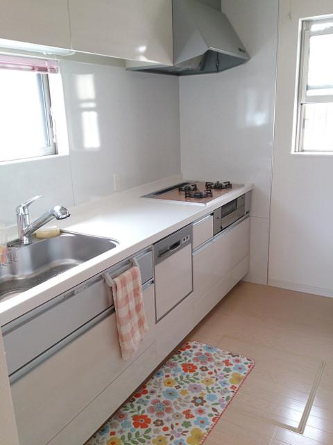 狭いキッチンで役立つ、我が家 ...