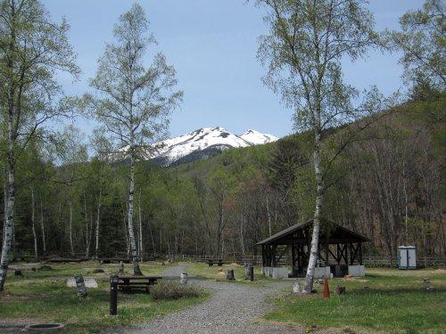 3キャンプ場