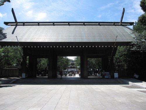 07靖国神社