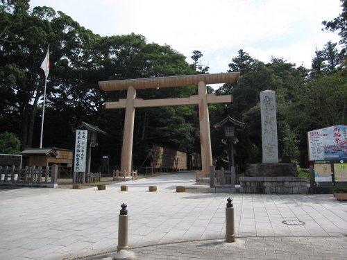 09鹿島神宮大鳥居