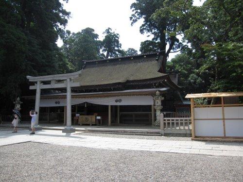 10鹿島神宮本殿