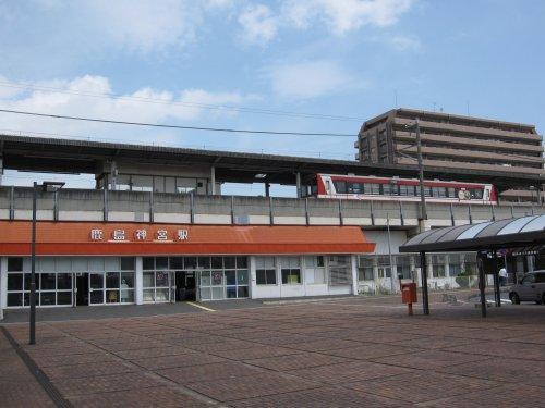 14鹿島神宮駅