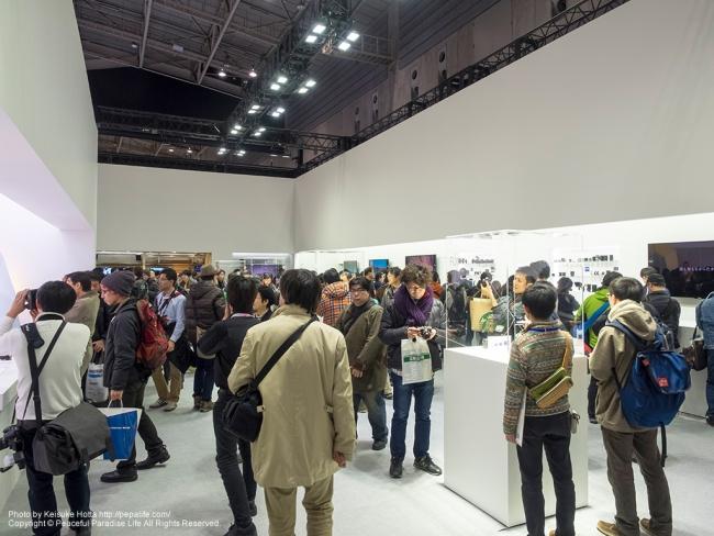 CP+2014 ソニー ブース