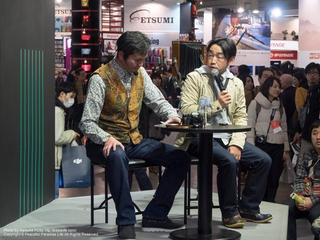 CP+2014 富士フィルムのトークイベント