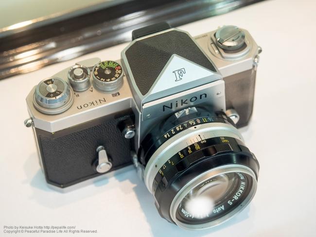 CP+2014 Nikon F