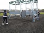競馬のゲート
