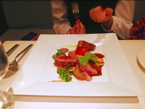 s-リストランテデゥオ_鴨肉