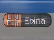 Ltd.Exp. Ebina 8000フルカラー