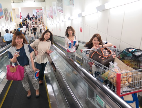 17)お買い物