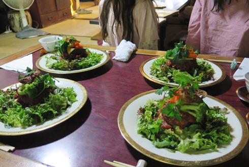 10)メインは野菜の森