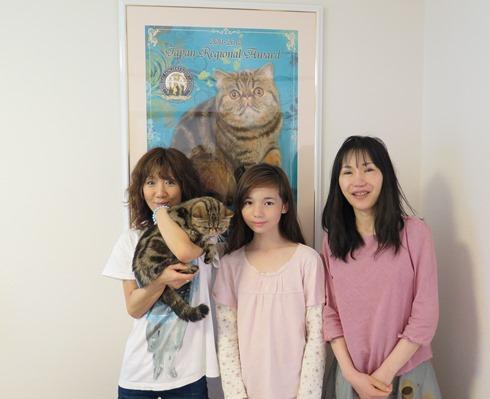 13)うじゅポスターと