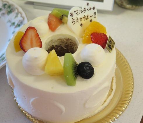 18)バースデイケーキ