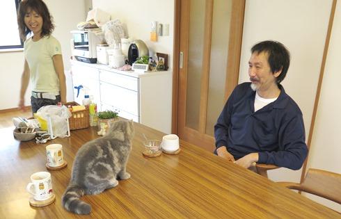 8)高田さんにご挨拶