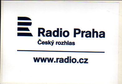 2014年6月24日 インターネット放送受信 ラジオ・プラハ(チェコ)