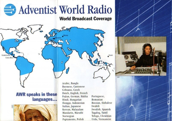 Adventist World Radio The Voice of Hope for All Peoples