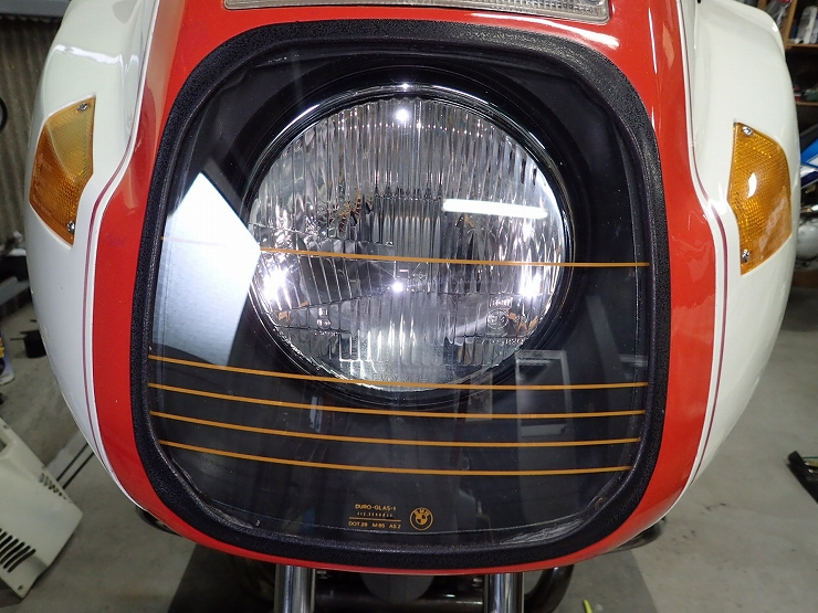 BMW RR100RS 赤鼻