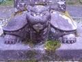 東光寺の亀