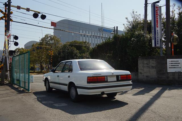 HCFS V6ルーチェ マツダR&Dセンター横浜へ