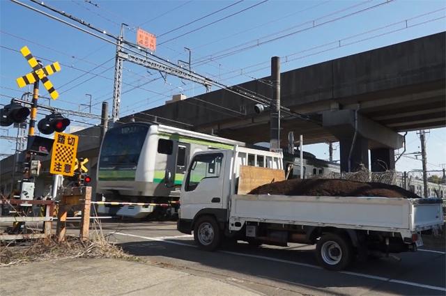 マツダ タイタン ダッシュと横浜線
