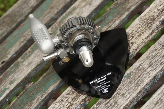 OS ロータリーエンジン 49PI type-2