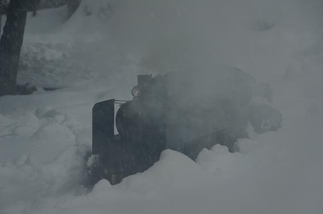 雪上 ミニSL C56 129