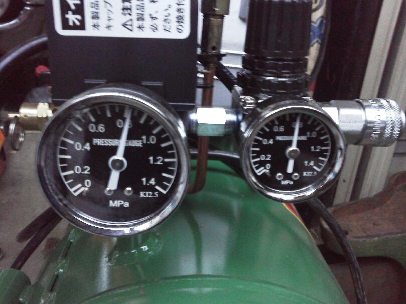 タンク内圧0.8MPa、取り出し圧0.8MPa ここで再起動 SK-11 AB20-30