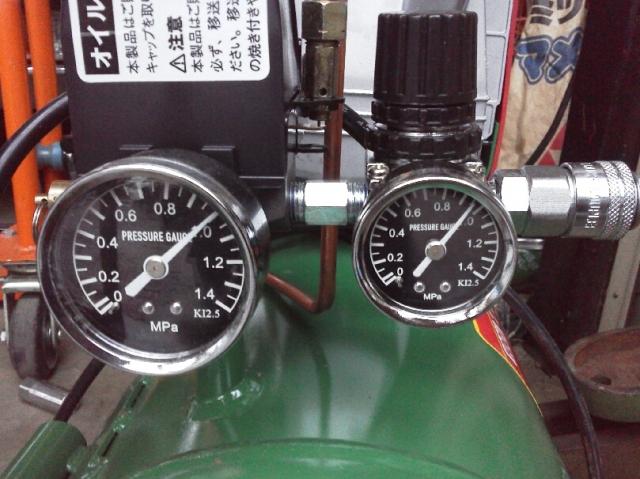 タンク内圧1.0MPa、取り出し圧も約1.0MPa SK-11 AB20-30