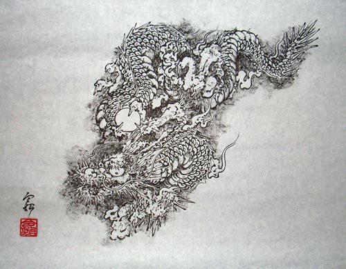 令始ブログ 【龍・虎・唐獅子牡丹・和風デザイン・イラスト・画家・和柄Tシャツを制作する令始のブログ】