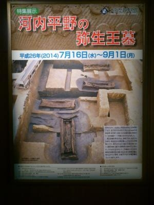 河内平野の弥生王墓