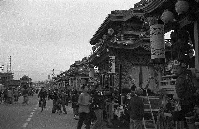 renkonツーリング 昭和の浜松祭り