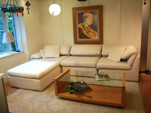 Domicil/ドミシール コーナーソファ・カウチソファIDC大塚家具