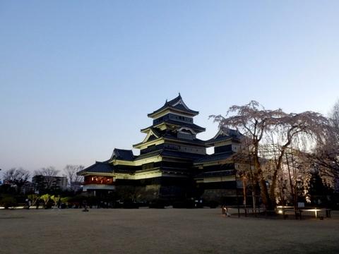 松本城 (23)