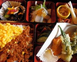 羽広荘お昼