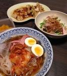 0720冷麺ホルモン