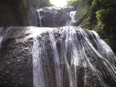 袋田の滝5月-2