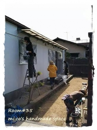 外壁塗装仕上げ27
