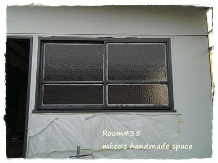 窓枠ペイント3